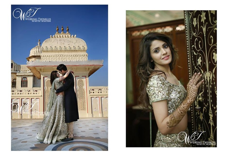 Richa and Yash Wedding at Udaipur Palace