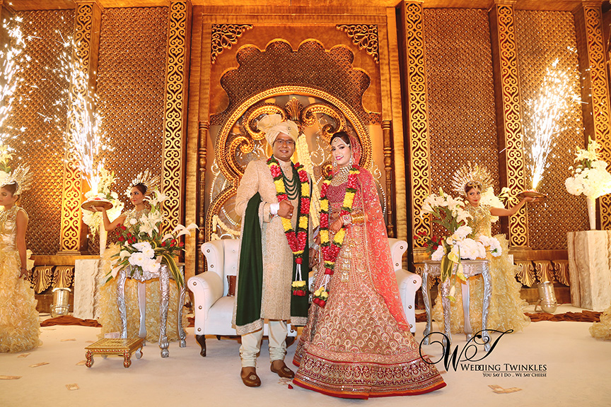 Candid wedding photography- Deepak & Nitika come together to celebrate the relationship!