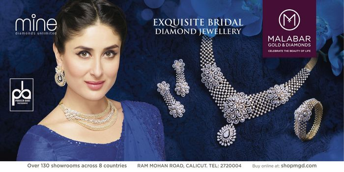 Bling It On with Opulent Ornaments by Malabar Gold