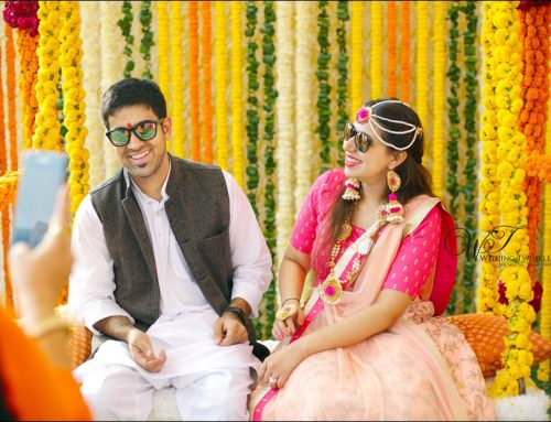 Kunal And Twinkle Mehendi Ceremony