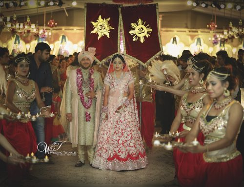 Destination Wedding Photography in Hyderabad – Suprabha & Umang