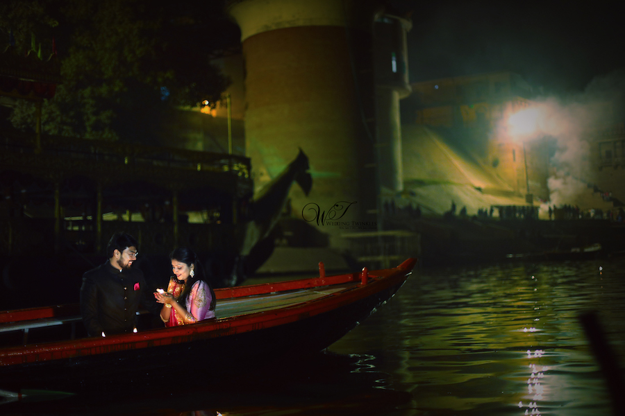 banaras varanasi Ghats Pre wedding photos