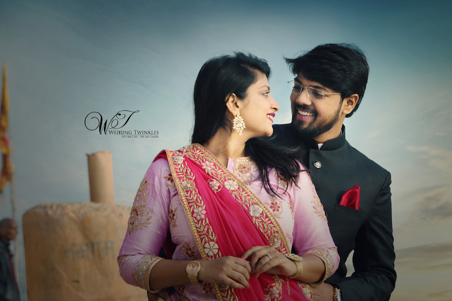 Pre Wedding photography in Varanasi (Banaras)