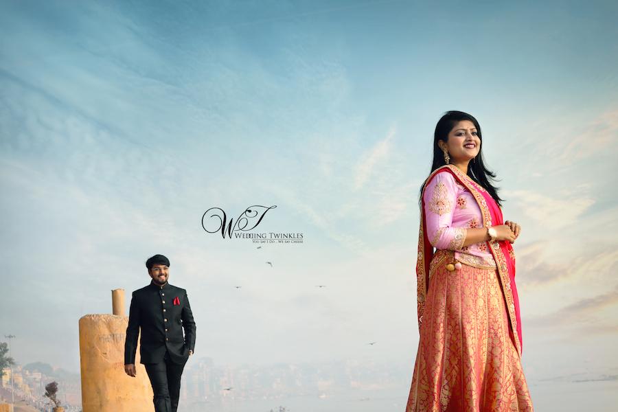 Pre Wedding photos in Varanasi (Banaras)