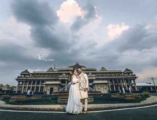 Pre Wedding Shoot at ITC Grand Bharat