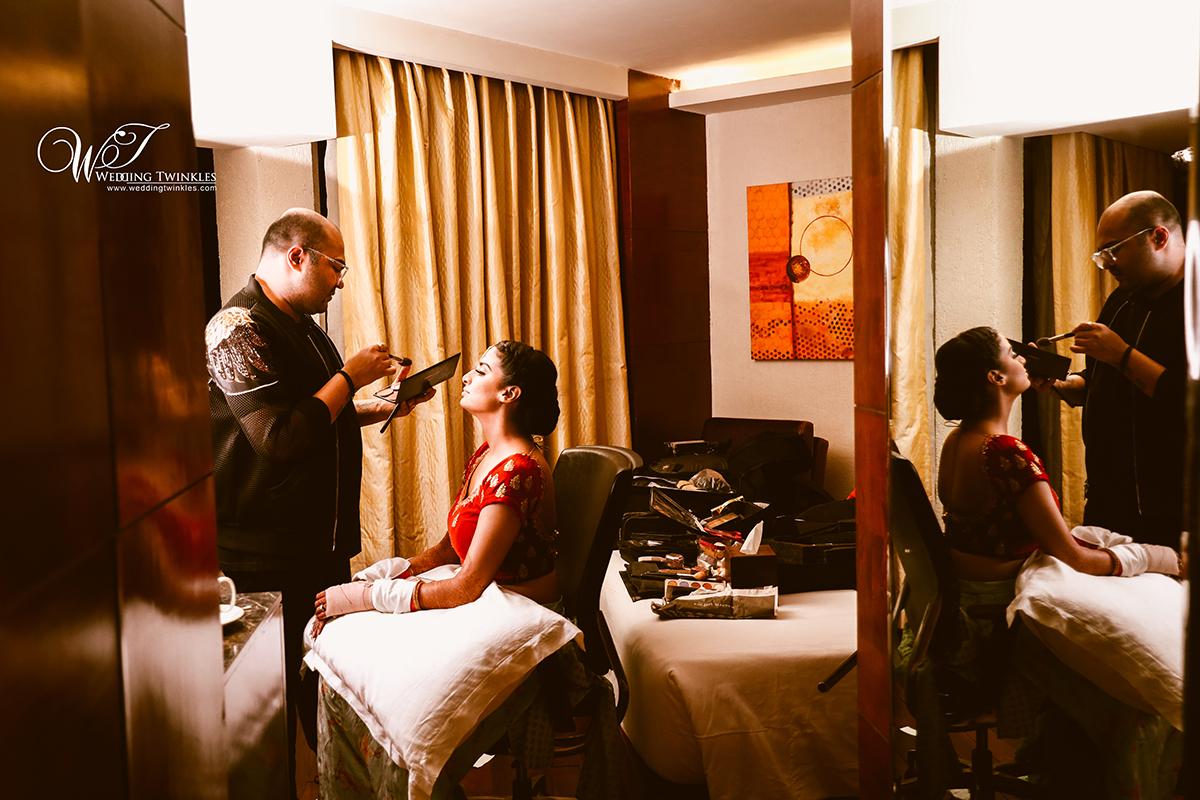 best indian makeup artist