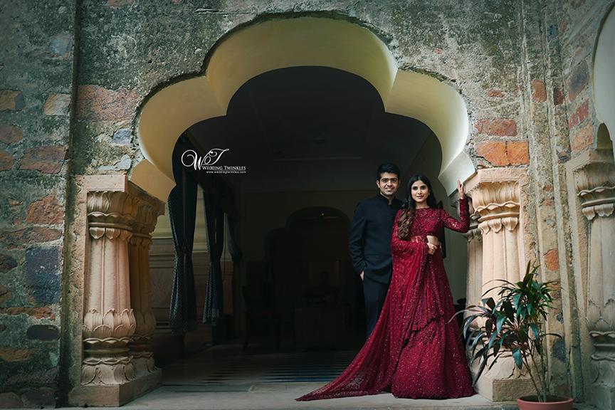 Tijara Fort Palace Pre Wedding