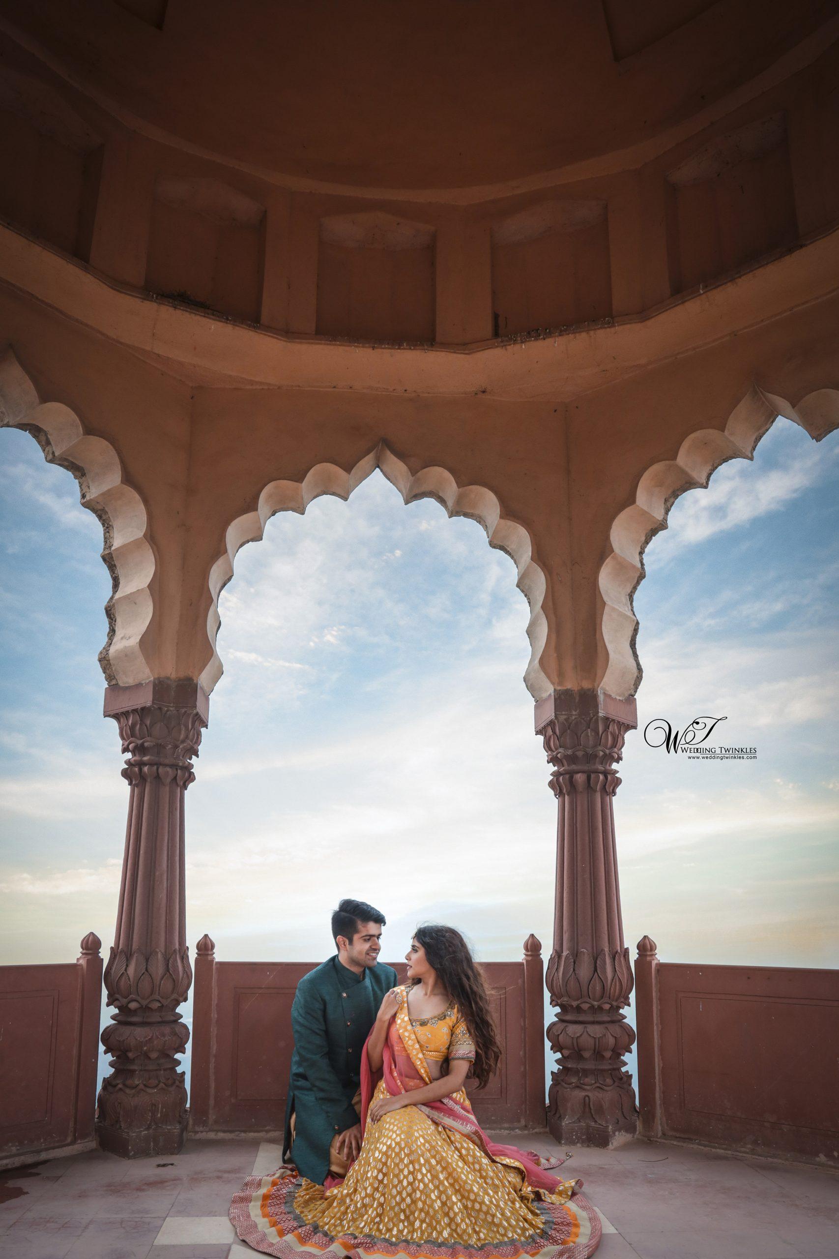 Pre Wedding  shoot Tijara Fort Palace