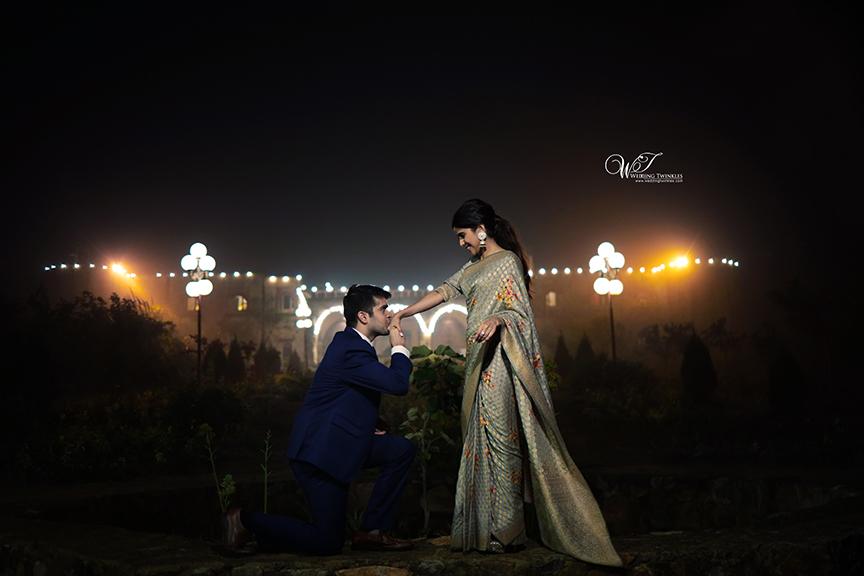 pre wedding photography alwar
