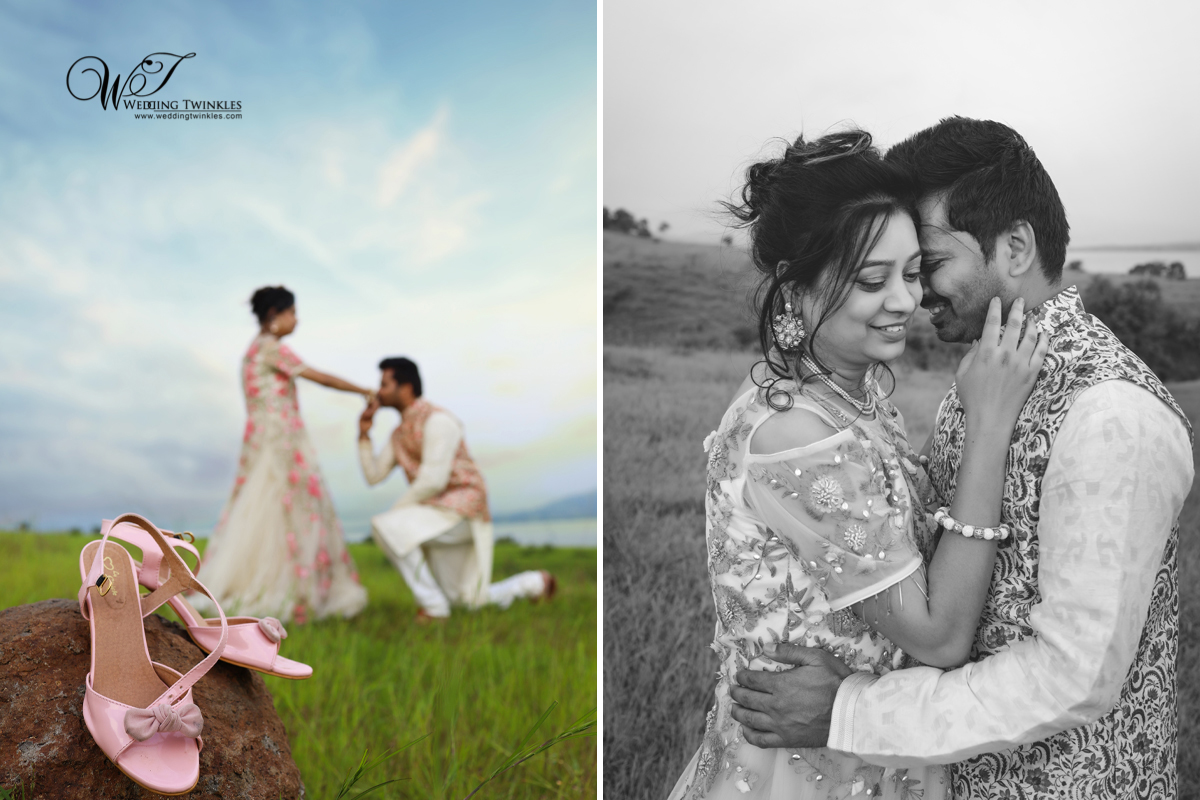 Pre-wedding Photography for Sfruti and Sachin