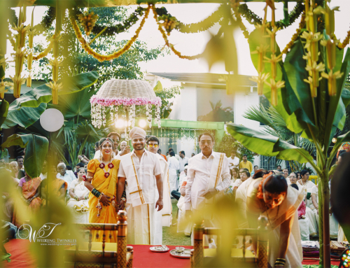 Sfruti & Sachin Wedding Story Pictures