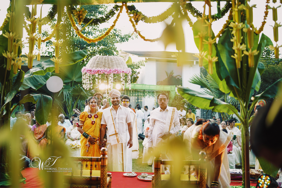 Sfruti & Sachin Wedding Story Pictures