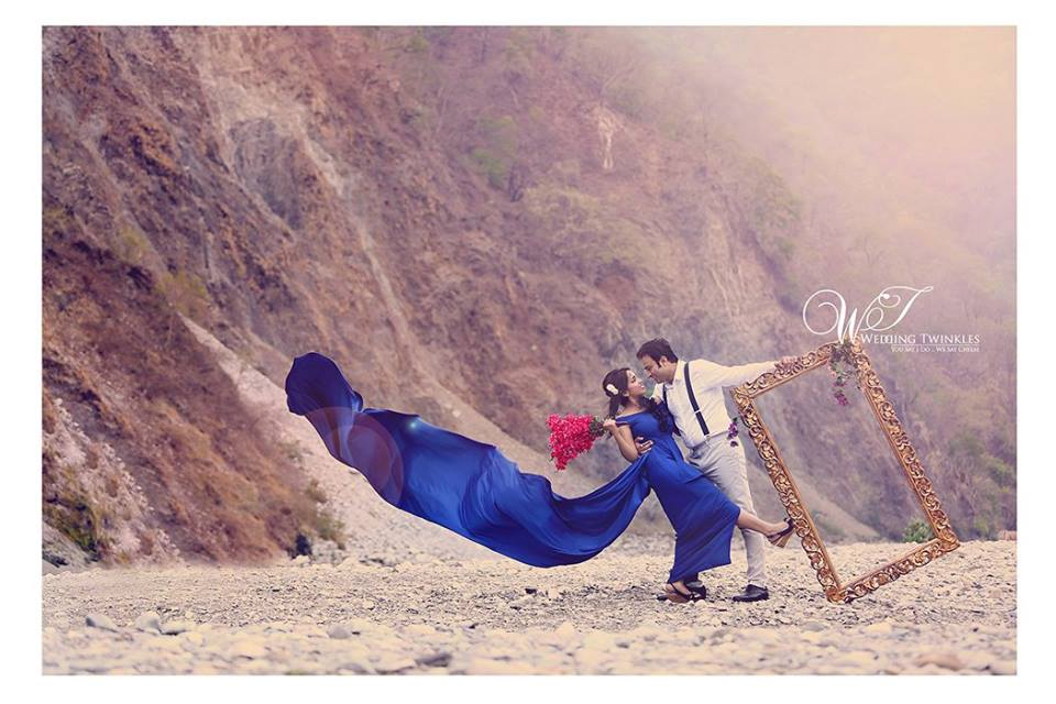 pre wedding photoshoot Jim corbett