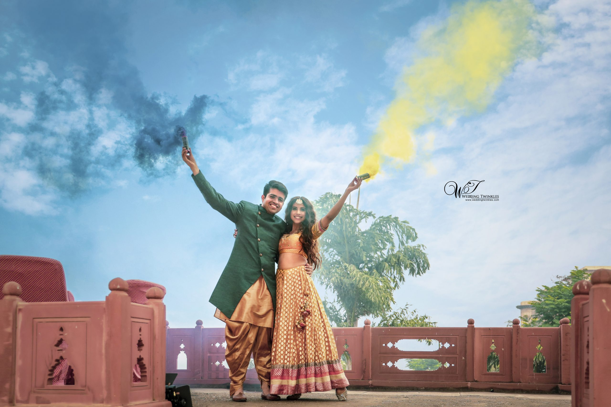 Neemrana Pre Wedding shoot