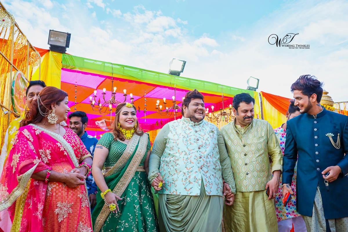 Destination Wedding Photography in Lucknow