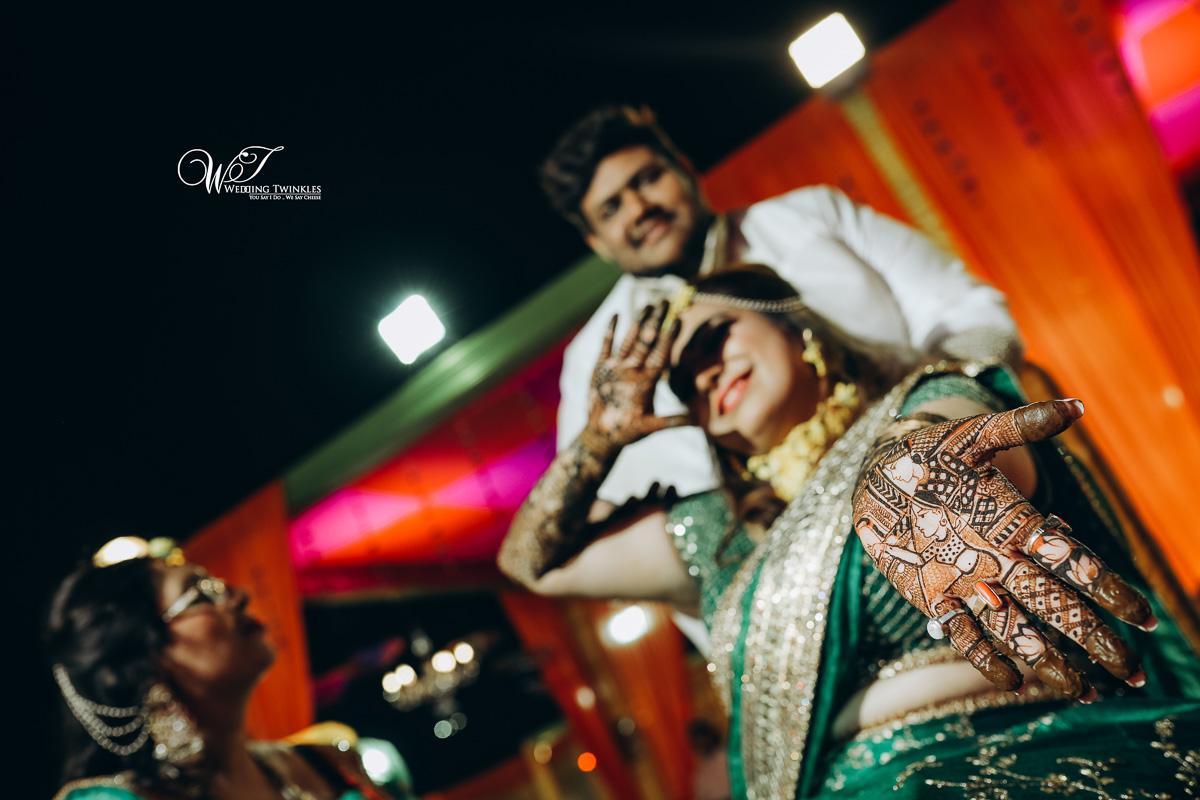 mehendi ceremony photography
