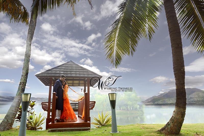 Kerela Pre Wedding Photography