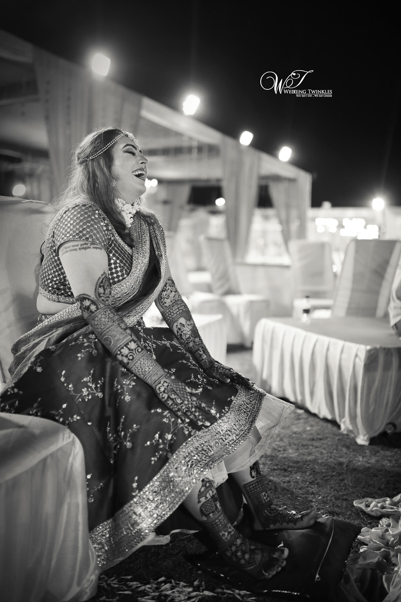 indian bridephotography by wedding twinkles