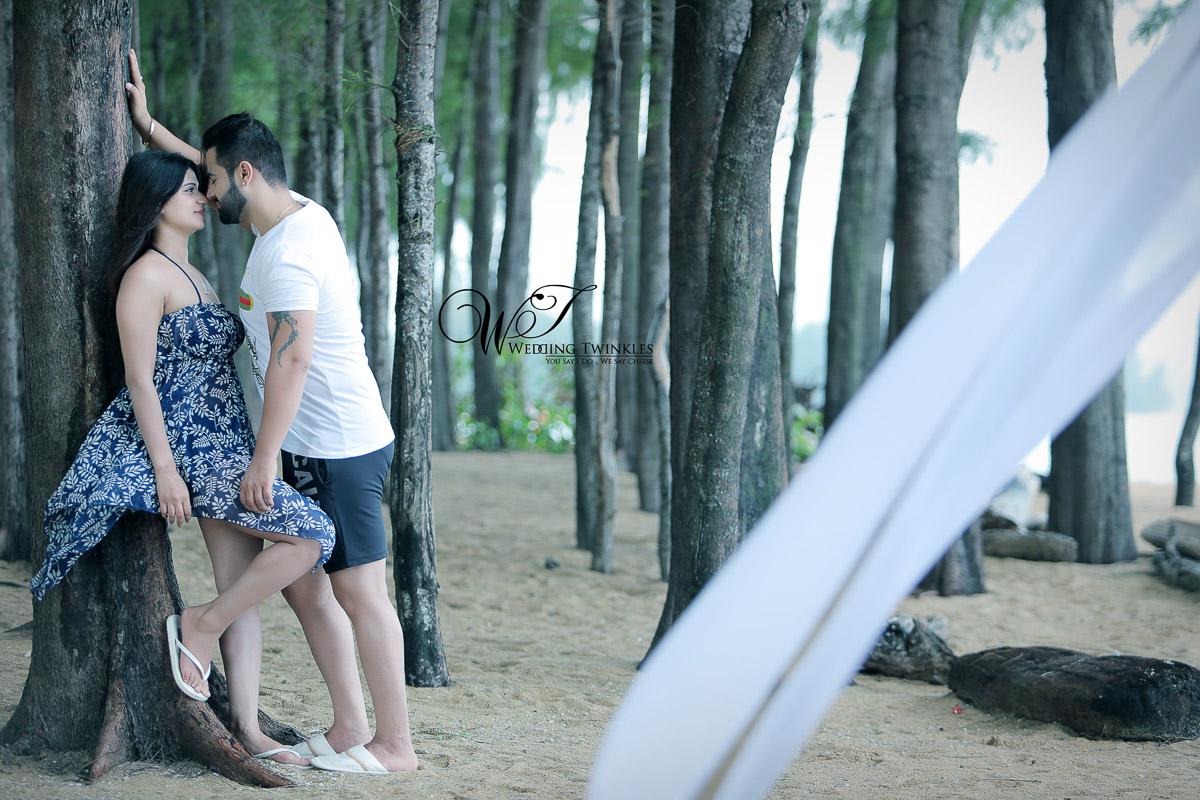 pre wedding shoot Thailand