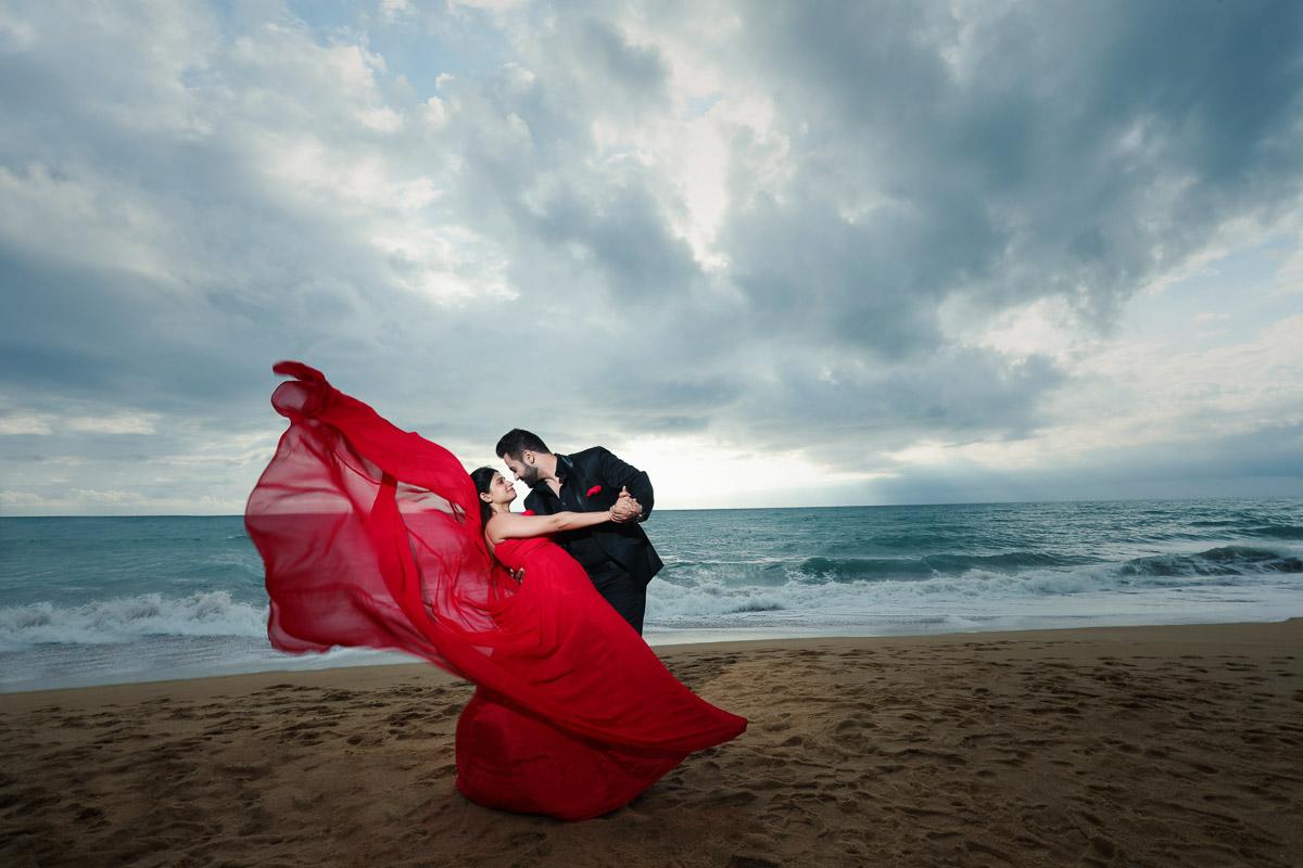 Pre Wedding Shoot in bangkok