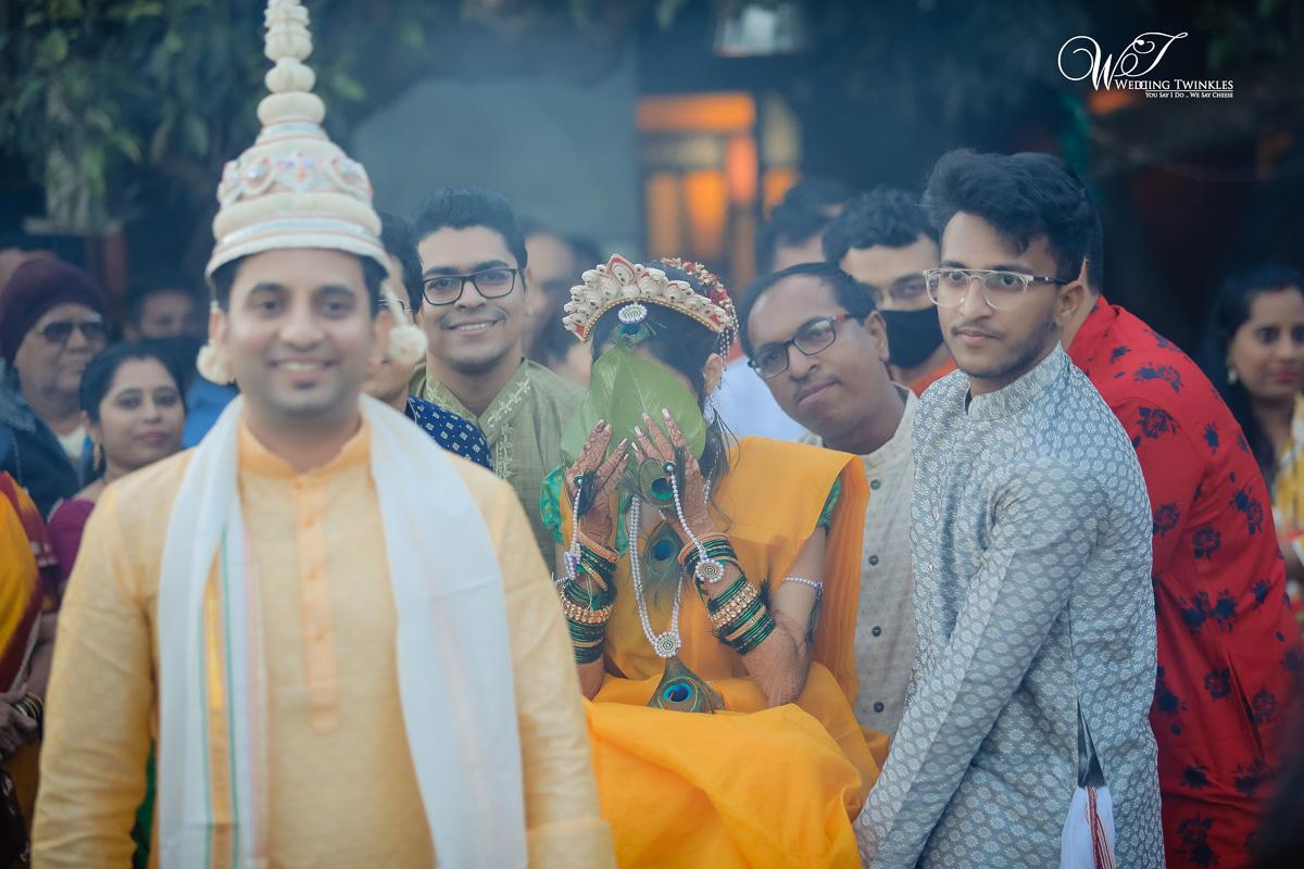 best wedding photographer pune