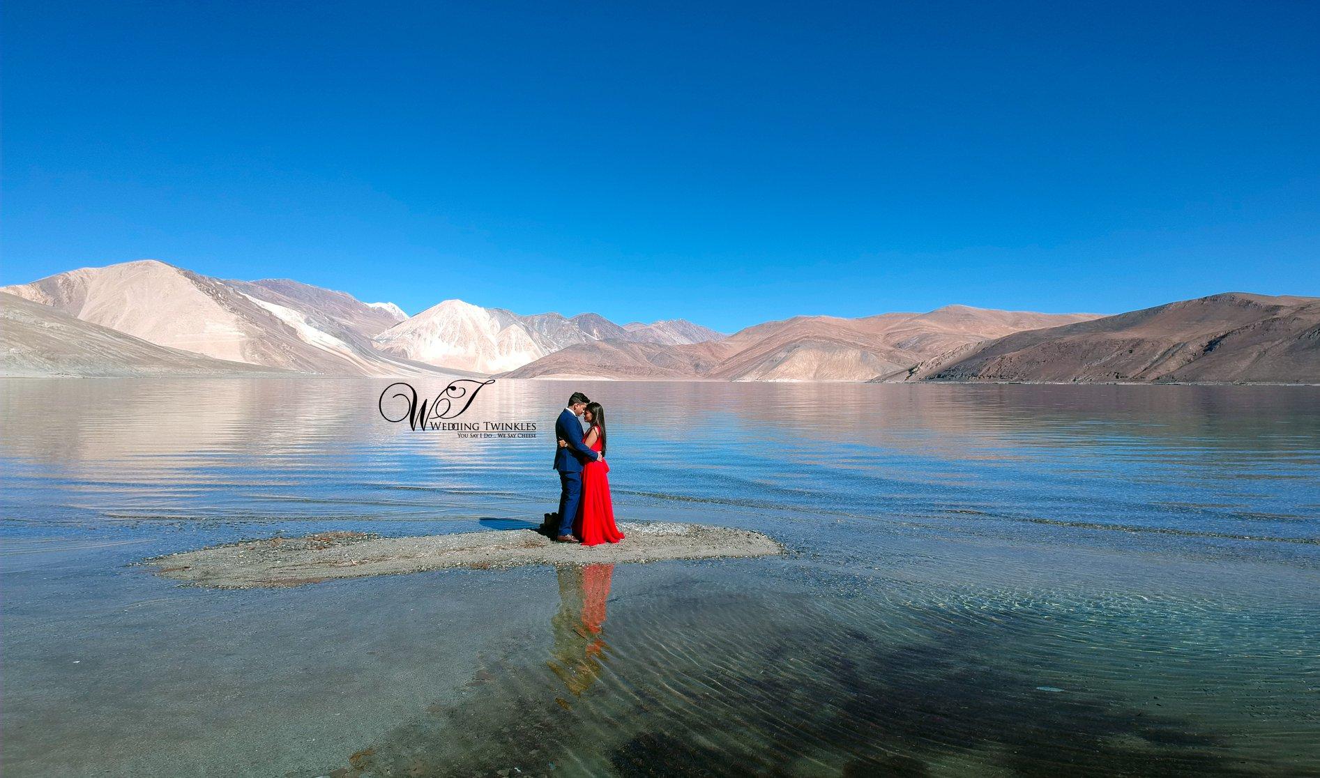 Leh Ladakh Couple shoot