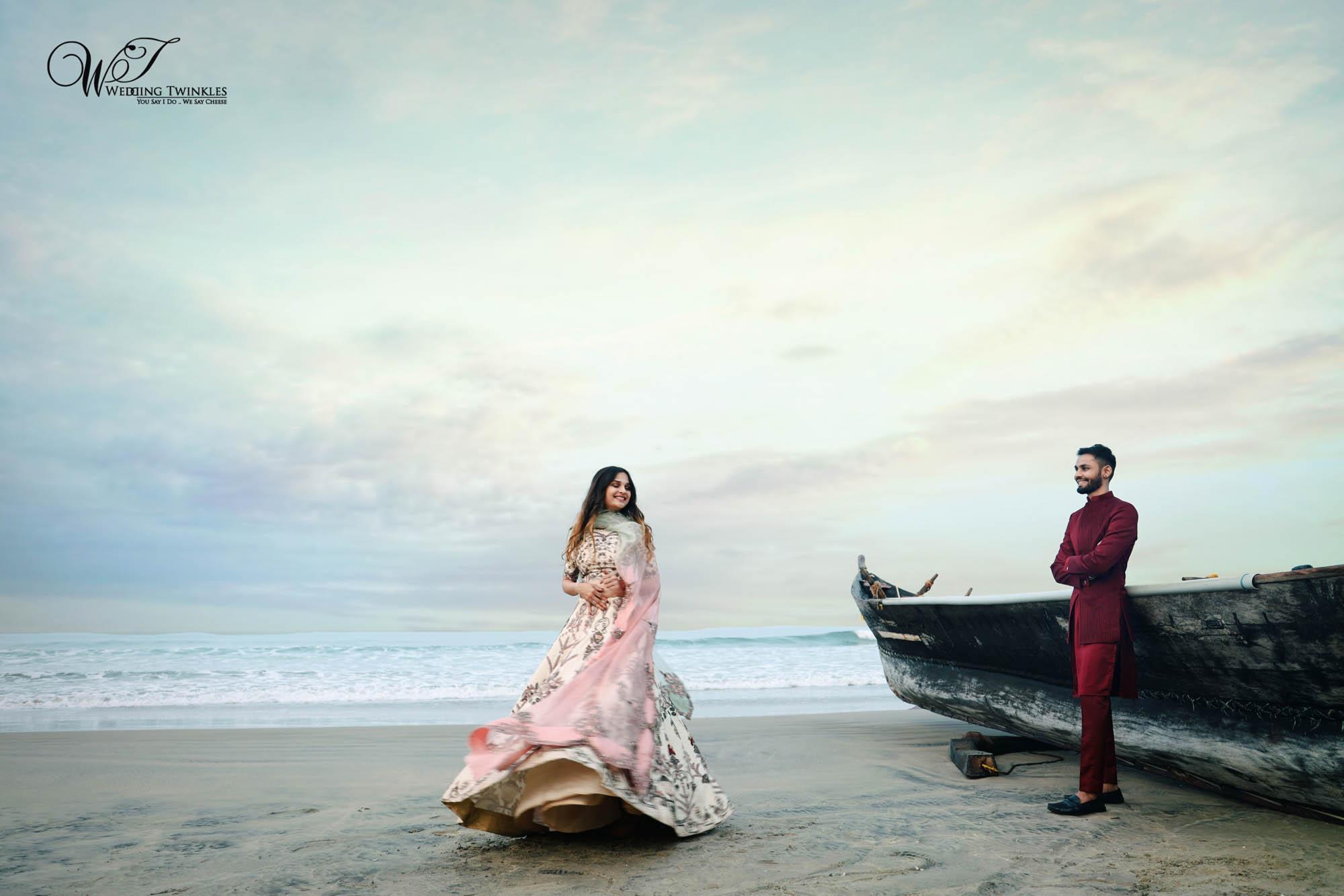 Pre wedding Goa