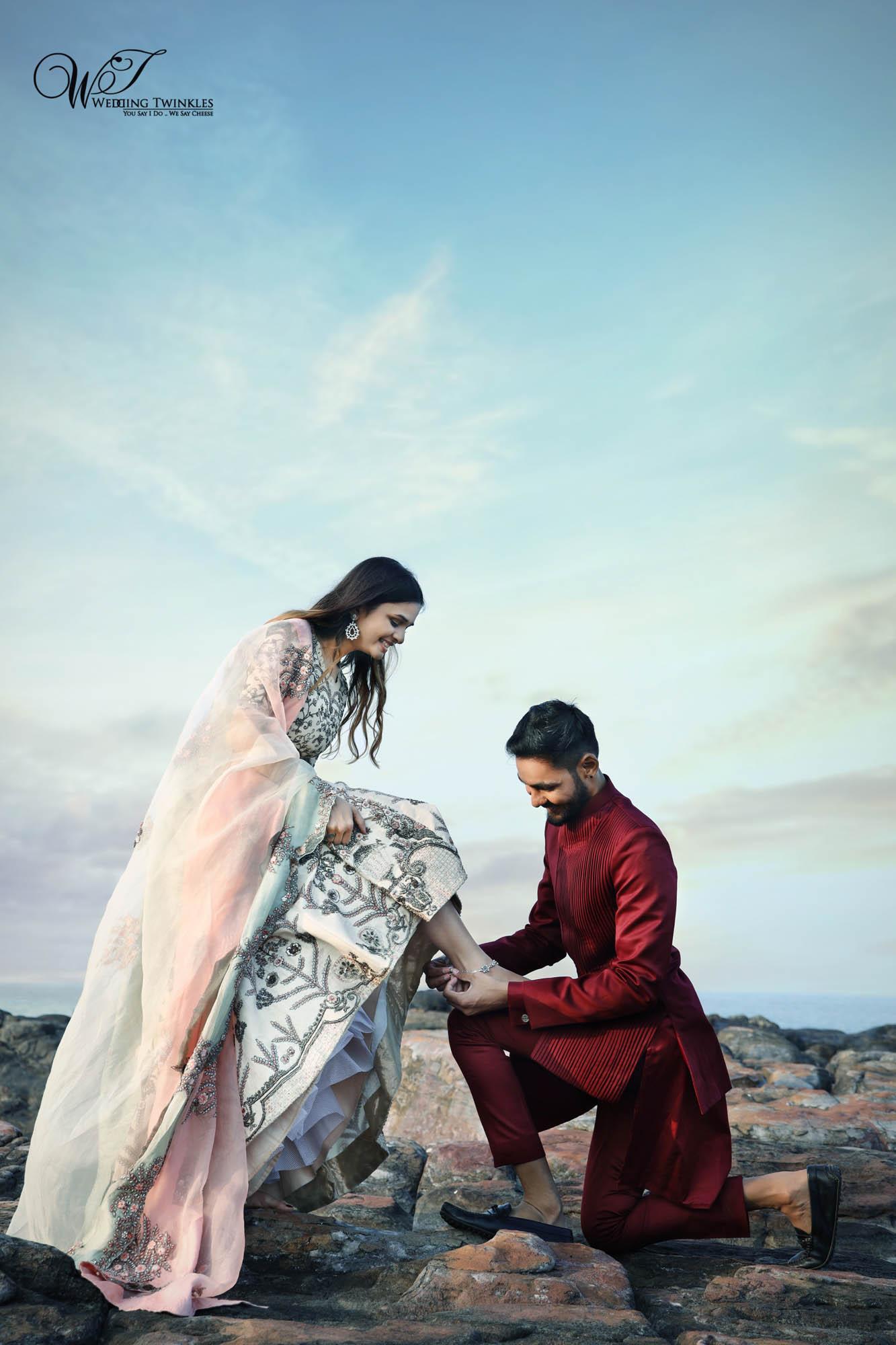Best Pre wedding Goa