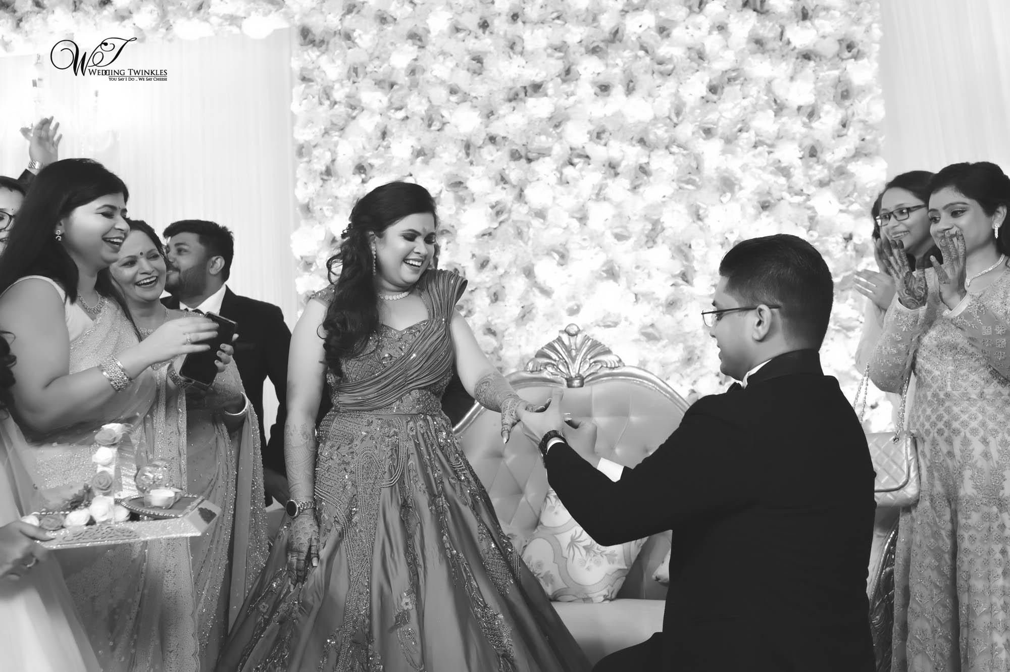 Engagement Wedding Photographer Delhi